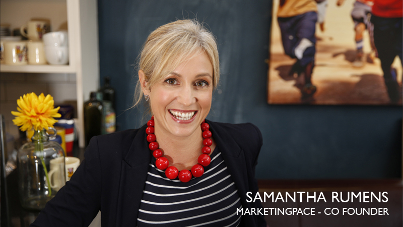 Samantha Rumens - Marketing Pace Founder